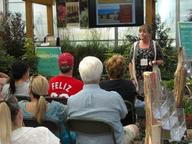 Southern Living Magazine Speaker Series at the Texas State Fair