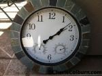 slate ext clock